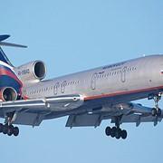 Самолет Tu-154M salon фото