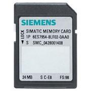 SIMATIC Memory Card 24 Мбайт 6ES7954-8LF02-0AA0 / 6ES7 954-8LF02-0AA0 / 6ES79548LF020AA0 фото