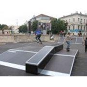 Скейтпарк под ключ фото