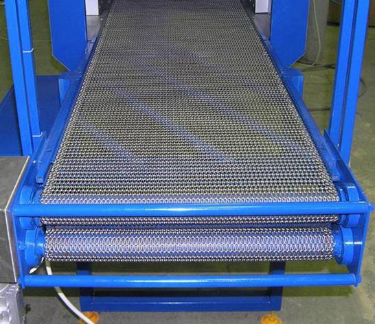 Транспортеры сетчатые электропривода скребкового конвейера