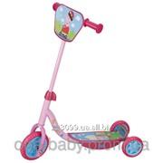 Скутер Peppa 3-х колесный Розовый Т57644 фото