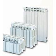 Радиатор алюминиевый GLOBAL GL/R - 200/180 фото
