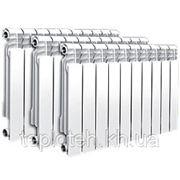 Радиатор алюминиевый Ferroli 350/10 фото