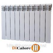 Алюминиевый радиатор DiCalore 500/80 купить фото
