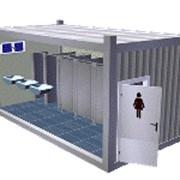 Санитарные модули, блоки. фото