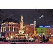 Раздача листовок Львов, проведение промо-акций во Львове и области\ фото