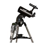 Телескоп с автонаведением Levenhuk SkyMatic 127 GT MAK.Оптическая схема Максутова-Кассегрена. Диаметр объектива: 127 мм. Фокусное расстояние: 1500 мм. фото