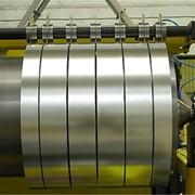 Порезка рулонного металла продольная фото
