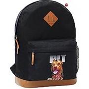 Городской рюкзак Bagland 'Молодежный кожзам' 00533663 4 фото