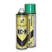 Кастровая аэрозольная смазка КС-М фото