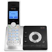 Телефонный аппарат стандарта DECT teXet TX-D7455А Black-Silver фото