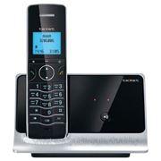 Телефонный аппарат стандарта DECT teXet TX-D8600А Black фото