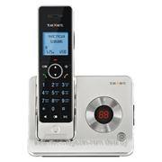 Телефонный аппарат стандарта DECT teXet TX-D7465 Black-Silver фото