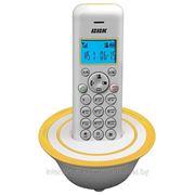 Телефон Dect BBK BKD-815 White-Yellow фото