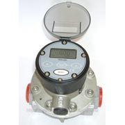 Расходомер Даркот с овальными шестернями .омо25. ОТ 10-150литр/мин фото