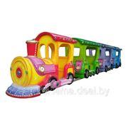 Аттракцион Детский поезд фото