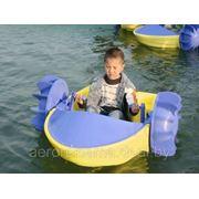 Лодка для бассейна фото