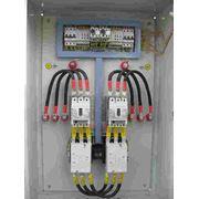Шкаф (щит) автоматического ввода резерва ШАВР АВР (Щит АВР) фото