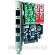 OpenVox A400P VOIP плата, PCI (TDM400P Compatible) фото
