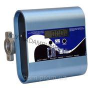 Счетчик Топлива DI-FLOW с электронным табло 10-150литр мин фото