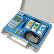 рН-метр портативный SX 711 для измерения рН электродвижущей силы и температуры жидкости Увеличение 40х-1600х фото