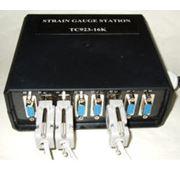 Тензометрическая станция ТС923-16-К фото