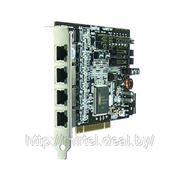 OpenVox B800P VOIP плата, 8 портовая ISDN BRI фото