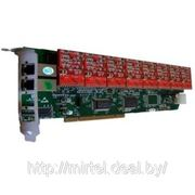 OpenVox A800P VOIP плата, Modular Analog Telephony Interface Product) фото
