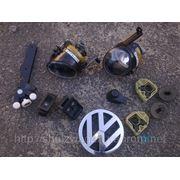 Подушка на радиатор верхняя и нижняя для Volkswagen Caddy фото