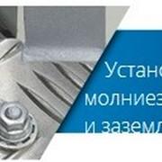 Прокладка телефонного кабеля. фото