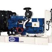 Дизельная электростанция (генератор) Wilson мощностью от 160 до 275 кВА фото