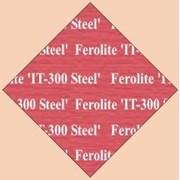 Уплотнительный асбестовый лист FEROLITE EXTRA STEEL фото