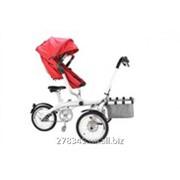 Велосипед-коляска Cangoobike 3 фото