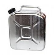 Канистра для бензина 10 л алюминиевая фото