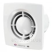 Бытовой вентилятор d100 Вентс 100 Х1 алюм. лак. фото