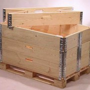 Упаковка грузов для перевозок фото
