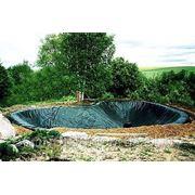 Пленка для бассейна 6х25м. Плотность 500мк. фото