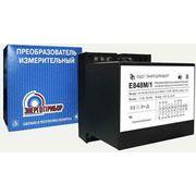 Преобразователи измерительные (Серия Е -- Е848М Е849М Е852М Е854М Е855М Е849М-Ц Е854М-Ц Е855М-Ц; Серия ЕТ)