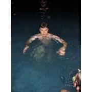 Услуги инструктора по плаванию фото