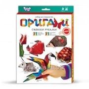 Оригами SocButtons v1.5Оригами животные #3 От 5 лет фото