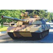 Боевой танк ОБТ Т-55 (АГМ модернизация) фото