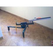 Метательныая машинка для стрельбы по тарелкам фото