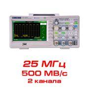 SDS1022DL Цифровой осциллограф 25 МГц фото