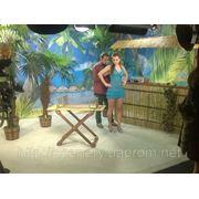 Декорация развлекательного шоу «Экзотика» телеканала «Star TV» фото