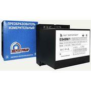 Преобразователи аналоговые и цифровые (Е848М Е849М Е852М Е854М Е855М Е849М-Ц Е854М-Ц Е855М-Ц)