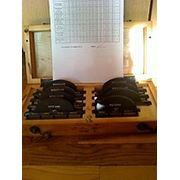 Образцы шероховатости по чугуну набор (ГОСТ 9378-93) с поверкой УкрЦСМ фото
