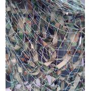 Сеть маскировочная 3х6 м фото
