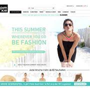 Заказать одежду с сайта www.pimkie.de фото