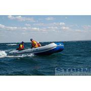 Лодки скоростные надувные - Инновационно новая килевая лодка STORM EVOLUTION!!! фото