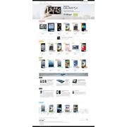 Интернет-магазин мобильных телефонов и планшетов фото